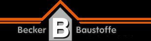 Becker Baustoffe Logo